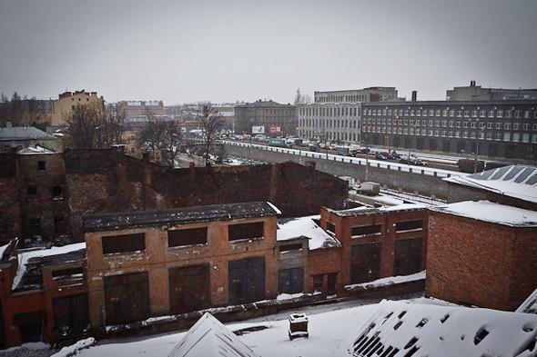 Группа «Фабрика»: Гид по арт–пространствам Обводного канала. Изображение № 62.
