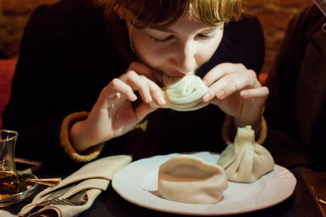 """«В """"Пушкинъ"""" ночью — это как на праздник»: Где можно поесть в Москве после полуночи. Изображение № 18."""