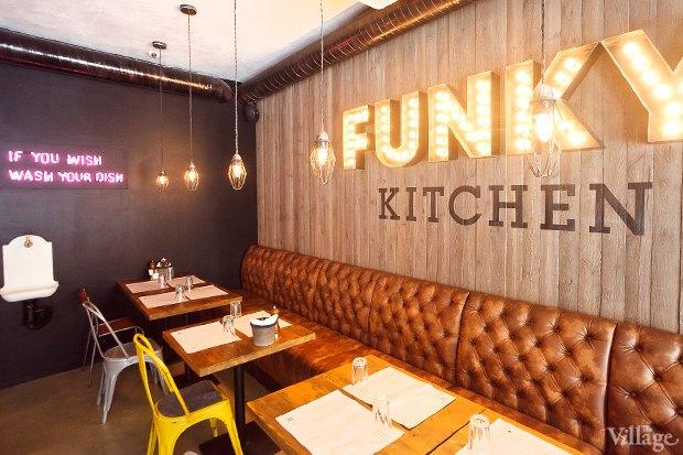 Новое место: Funky Kitchen. Изображение № 14.