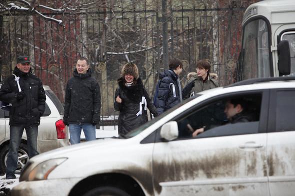Близкое окружение: Участники акции «Белый круг» о проблемах Москвы. Изображение № 18.