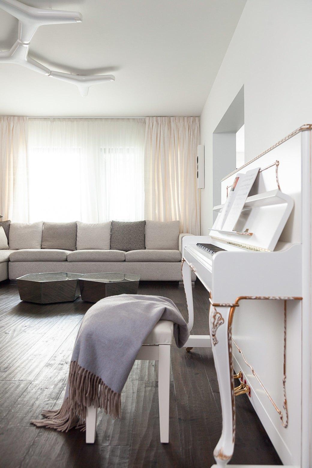Просторная квартира на Ленинском проспекте для молодого продюсера. Изображение № 13.