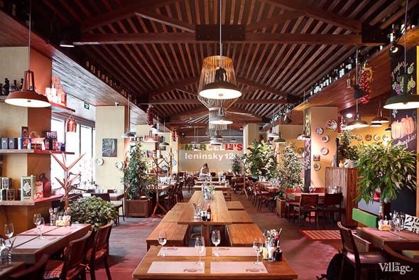 Новое место (Петербург): Ресторан «Марчелли's». Изображение № 3.