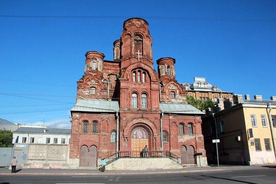 Церковь Покрова Пресвятой Богородицы, 2012. Изображение № 1.