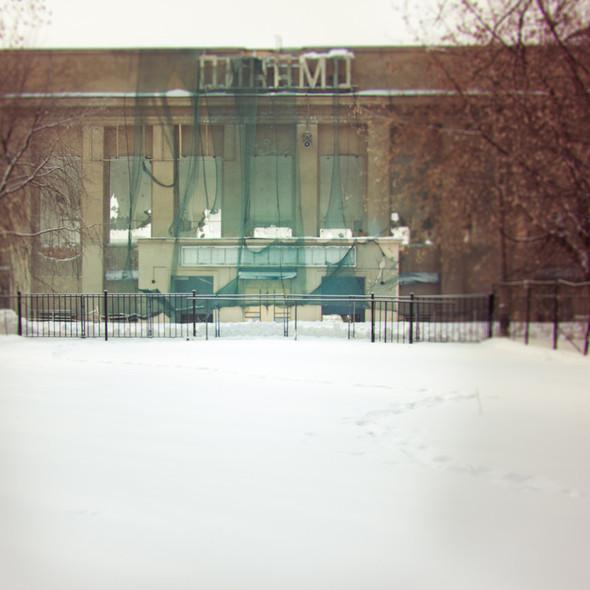 В зоне риска: Стадион «Динамо». Изображение № 20.