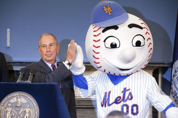 На матче Mets. Изображение № 65.