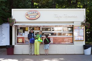 Еда в парке Горького: 33кафе, ресторана икиоска. Изображение № 33.