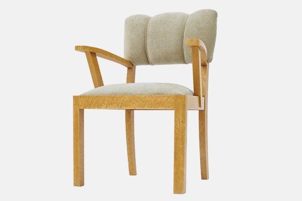 Комплект мебели; 1950-е. Сделан по частному заказу Рига, Латвия. Изображение № 5.
