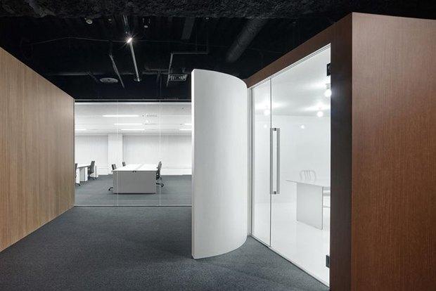 Новые подходы корганизации офисного пространства. Изображение № 11.