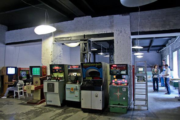 Музей советских игровых автоматов открылся на новом месте. Изображение № 17.