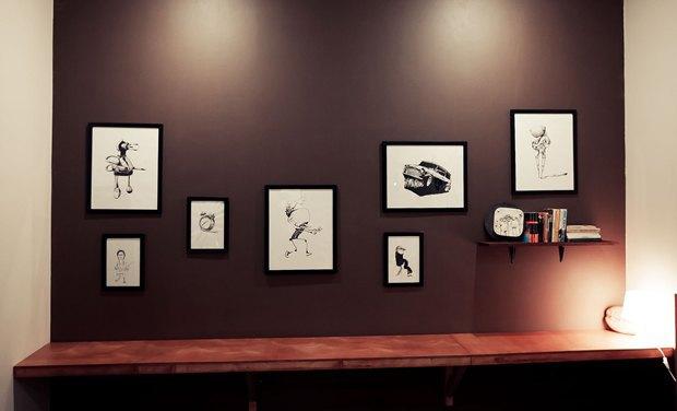 Кофейня Impress переехала вКовенский переулок. Изображение № 7.