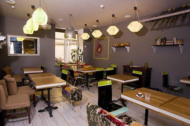 НаПетроградке открылась новая кофейня «Энди Кофе». Изображение № 3.