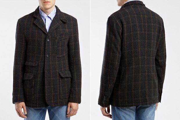 Где купить мужской пиджак: 9вариантов от трёх до 34 тысяч рублей. Изображение № 8.