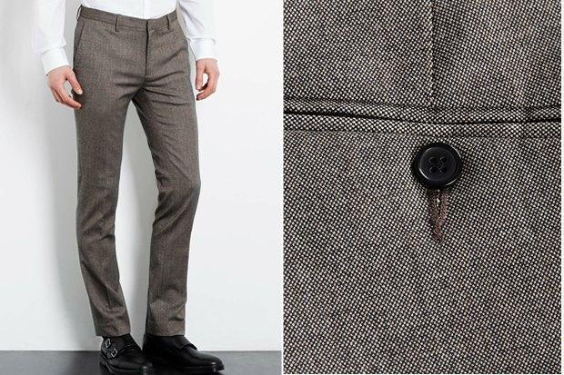 Где купить мужские брюки: 9вариантов от1800 до22500рублей. Изображение № 3.