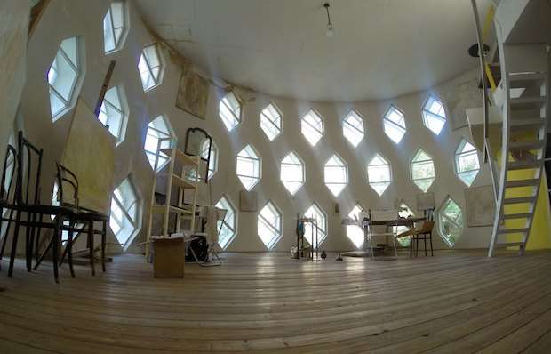 Дом Мельникова откроют для посетителей 3декабря. Изображение № 2.