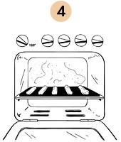 Рецепты шефов: Эклеры с малиной и взбитыми сливками. Изображение № 7.