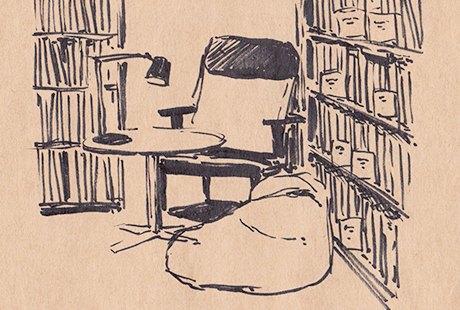 Библиотека им. Достоевского . Изображение № 3.