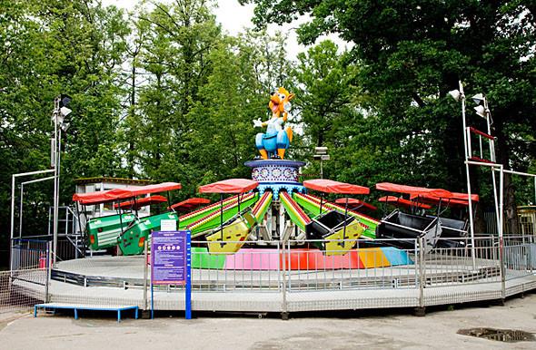 Карусель-карусель: 6 московских парков аттракционов. Изображение № 47.