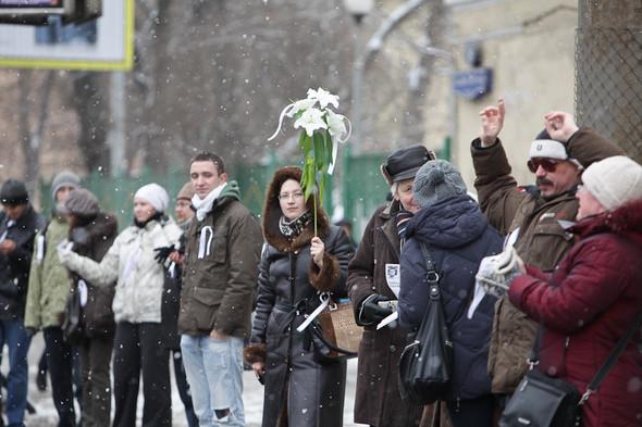 Близкое окружение: Участники акции «Белый круг» о проблемах Москвы. Изображение № 55.