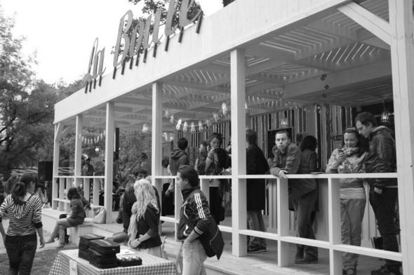 В парке Горького открылась площадка для петанка. Изображение № 3.