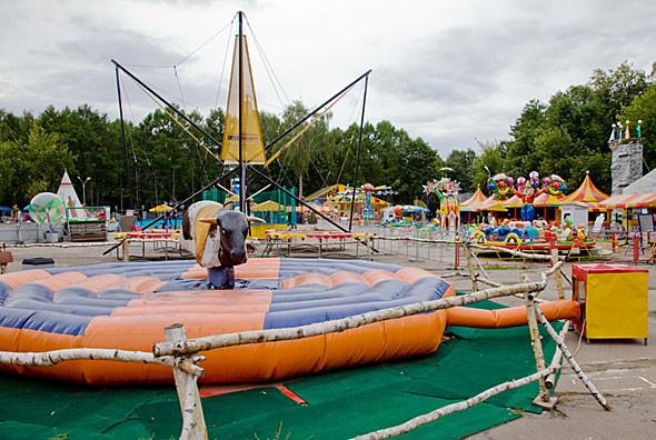 Карусель-карусель: 6 московских парков аттракционов. Изображение № 48.