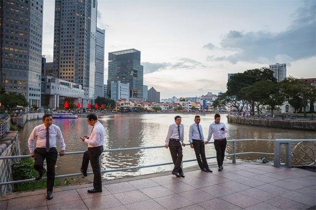 Как Сингапур стал самым комфортным городом мира. Изображение № 7.