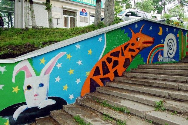 Уличный художник Павел Шугуров: «Быть чиновником — это прикольно». Изображение № 5.