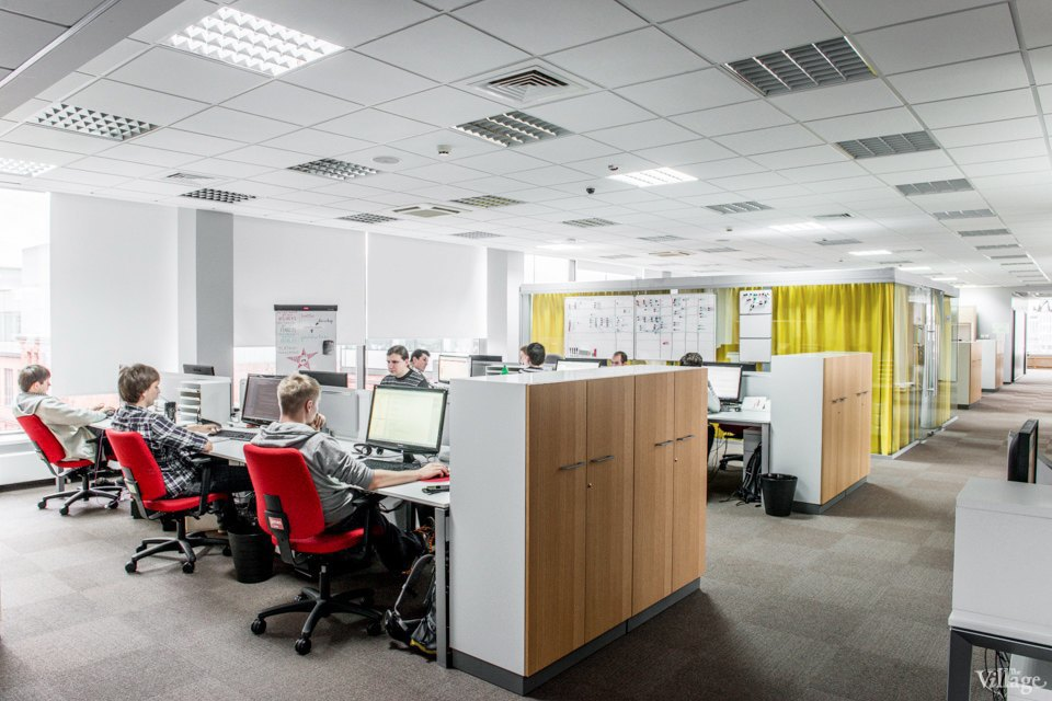 Интерьер недели (Москва): Офис компании B2B-Center. Изображение № 25.
