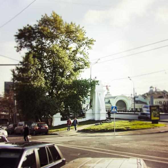 В зоне риска: Тверской путепровод. Изображение № 5.