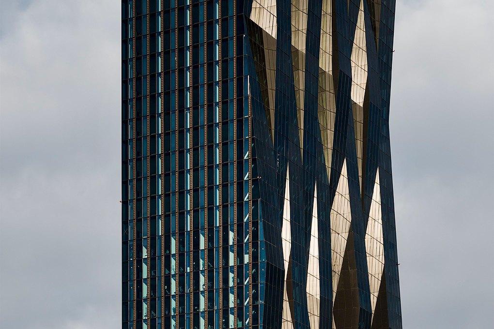 Hopes Tech: 15 самых эффектных небоскрёбов мира. Изображение № 39.