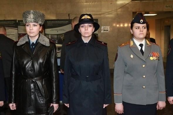 Изображение 6. В Москве представили новую форму полицейских.. Изображение № 6.