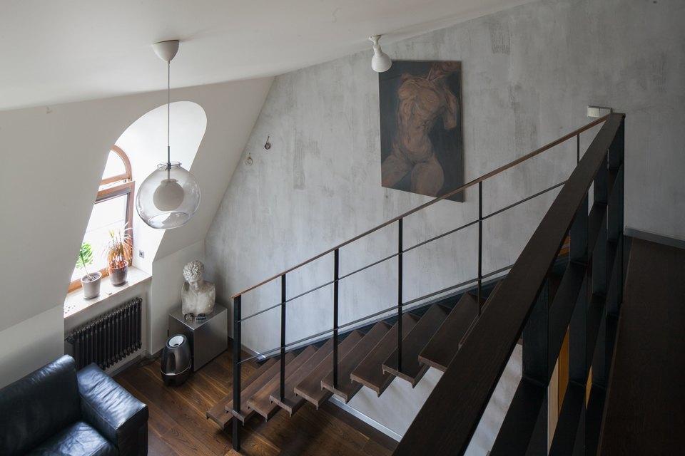 Двухуровневая квартира наПетроградской. Изображение № 12.