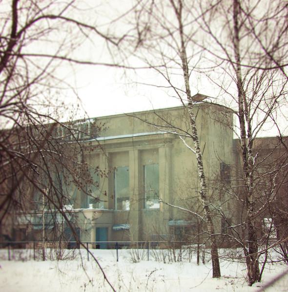 В зоне риска: Стадион «Динамо». Изображение № 21.