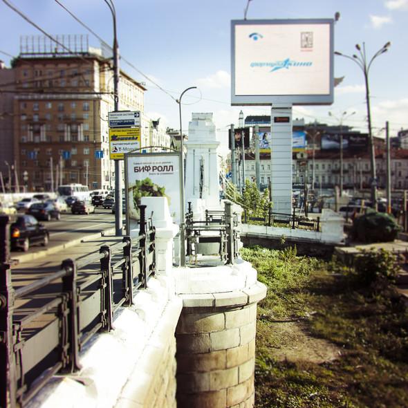 В зоне риска: Тверской путепровод. Изображение № 20.