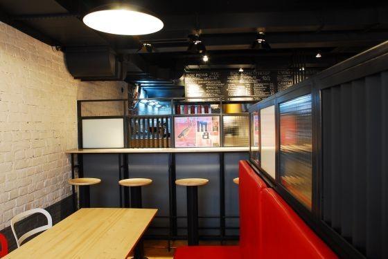 «Воккер» открыл свой первый ресторан. Изображение № 2.
