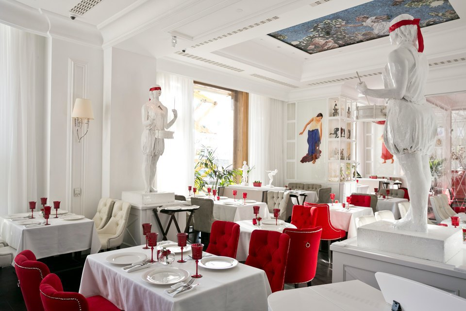 Ресторан «Dr.Живаго». Изображение № 1.
