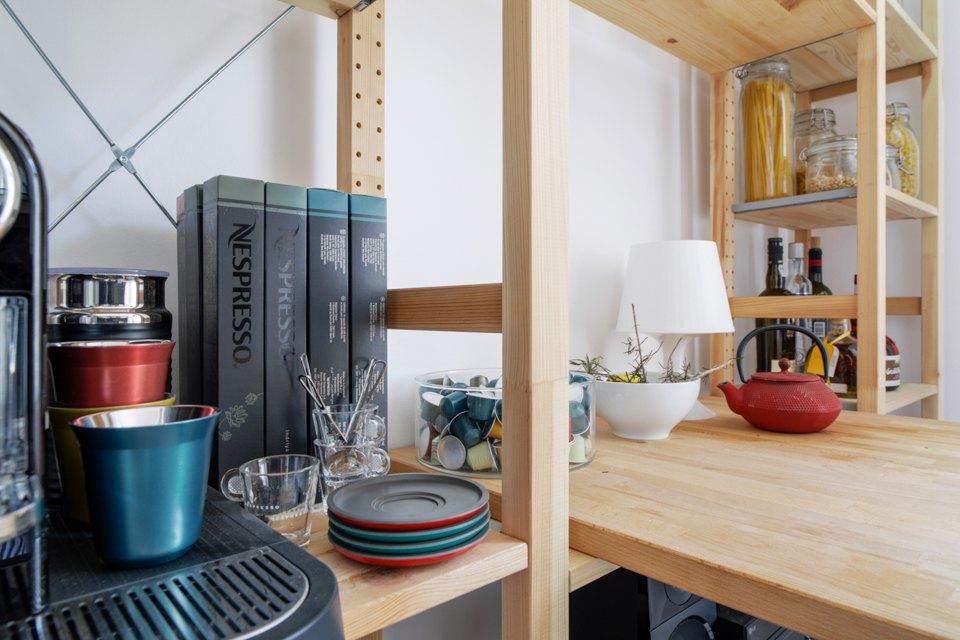Двухкомнатная квартира топ-менеджера IKEA на«Маяковской». Изображение № 36.
