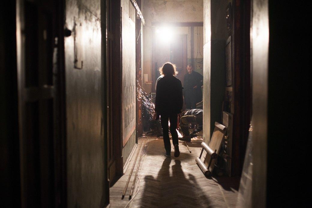 Как я неделю жила в«Милютинском сквоте». Изображение № 8.