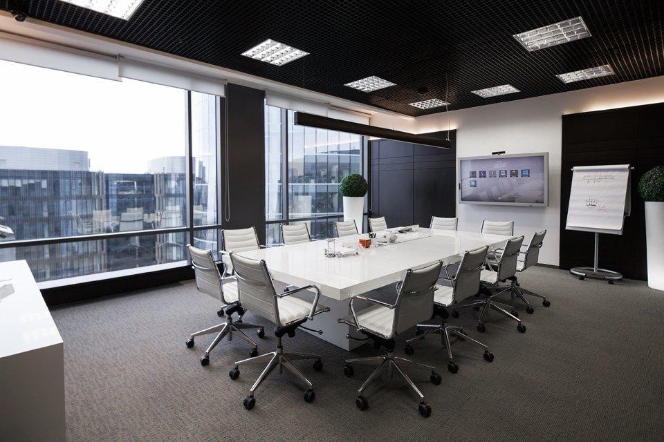 Офис ломоперерабатывающего предприятия «Мера». Изображение № 8.