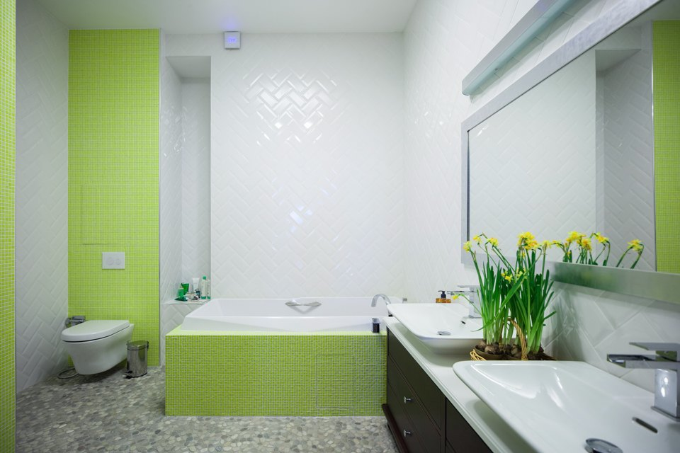 Квартира c минималистичным интерьером на Крестовском острове . Изображение № 19.