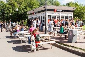 Еда в парке Горького: 33кафе, ресторана икиоска. Изображение № 29.