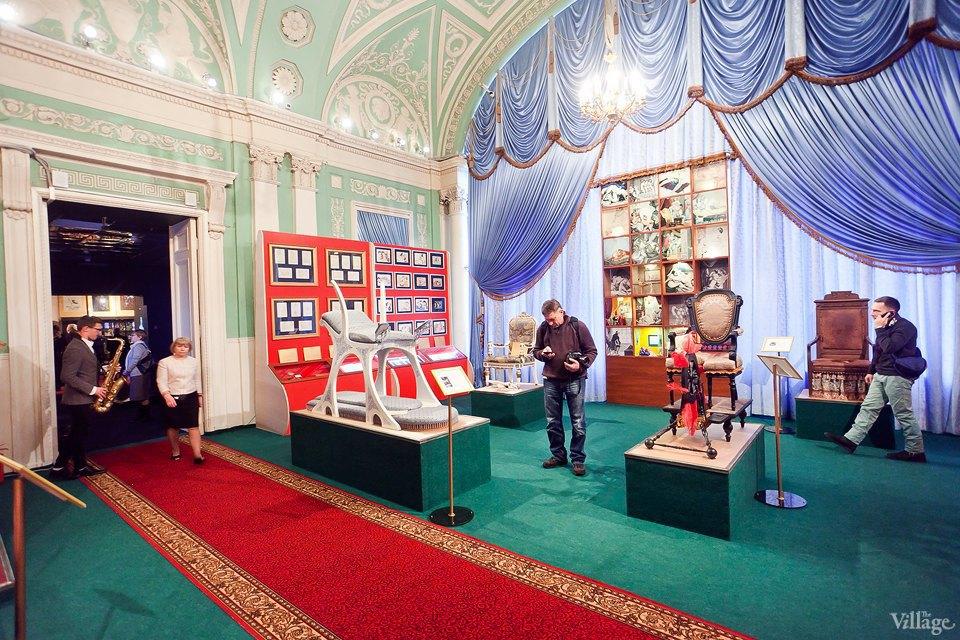 Люди в городе: Первые посетители музея эротики. Изображение № 17.