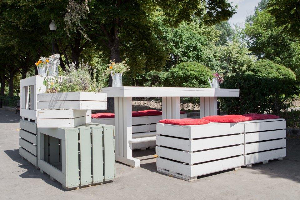 Еда в парке Горького: 33кафе, ресторана икиоска. Изображение № 35.