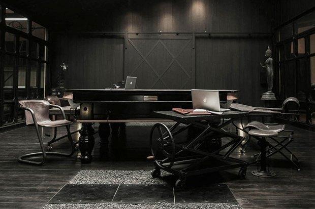 Новые подходы корганизации офисного пространства. Изображение № 19.