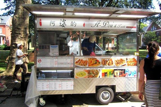 Что едят жители Нью-Йорка, Стамбула, Токио и Мадрида на улице. Изображение № 6.