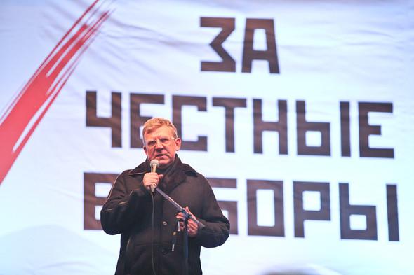 Митинг «За честные выборы» на проспекте Сахарова: Фоторепортаж, пожелания москвичей и соцопрос. Изображение № 62.