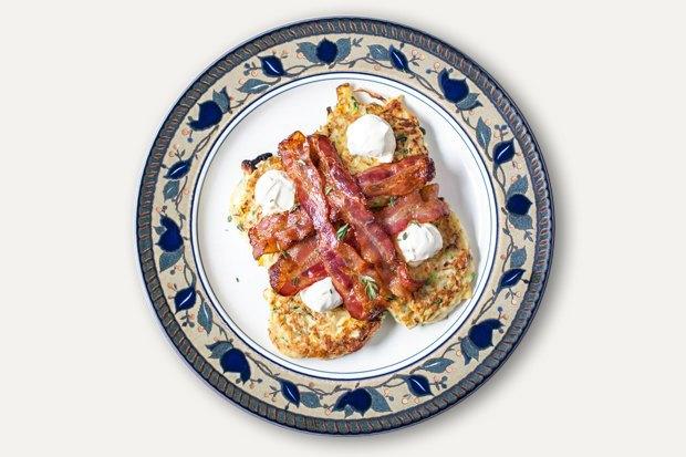 Завтраки дома: Американские блинчики . Изображение № 2.