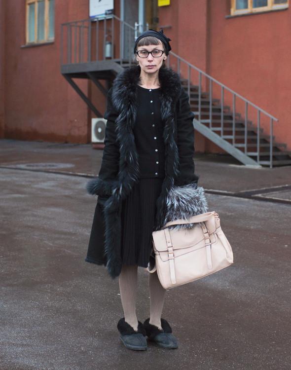 Внешний вид: Ирина Меглинская, галерист и преподаватель. Изображение № 1.