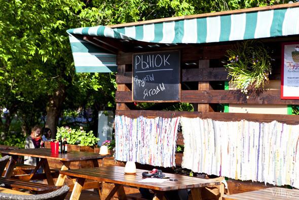 Новое место: Ресторан «Меркато». Изображение № 4.