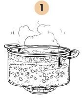 Рецепты шефов: Кассуле с фермерской цесаркой, колбасками из баранины и белым вином. Изображение № 6.