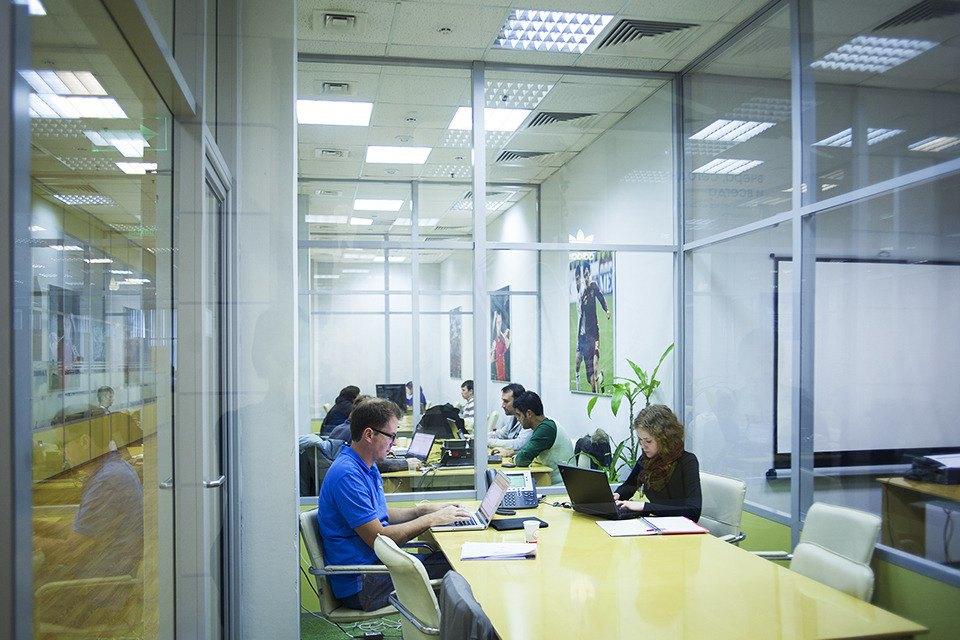 Офис: Adidas Group. Изображение № 14.